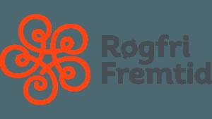Røgfri fremtid logo transparent baggrund